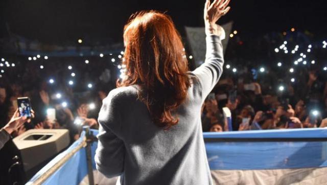 Cristina se refirió a su indagatoria en la polémica causa de obra pública