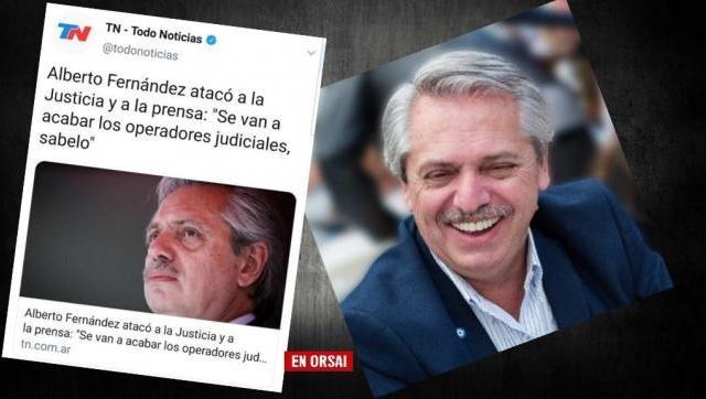 El hilo de twitter que recomendó leer Alberto Fernández