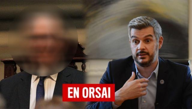 Un juez supremo se reunión con Marcos Peña Braun en plena declaración de CFK