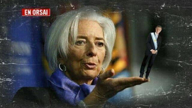 Denuncian penalmente a Macri, Dujovne y Sandleris por el acuerdo con el FMI