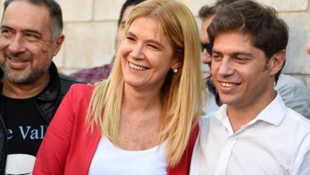 Axel Kicillof asume en una provincia incendiada por cuatro años de Vidal
