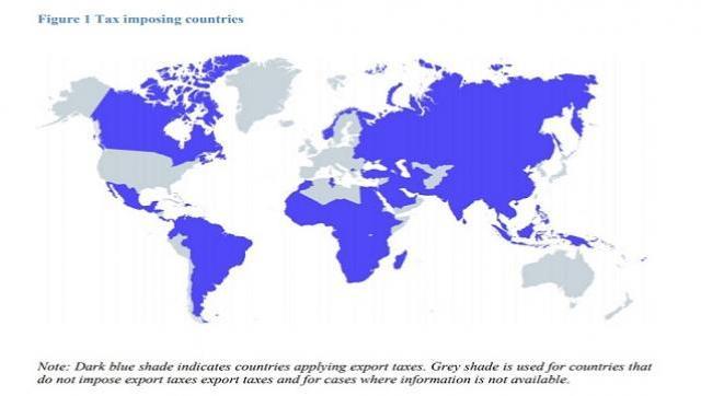 ¿Cuántos países tienen retenciones? El número te sorprenderá