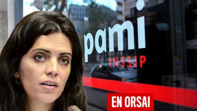 """Luana Volnovich: """"PAMI va a garantizar medicamentos gratuitos a quienes lo necesiten"""""""