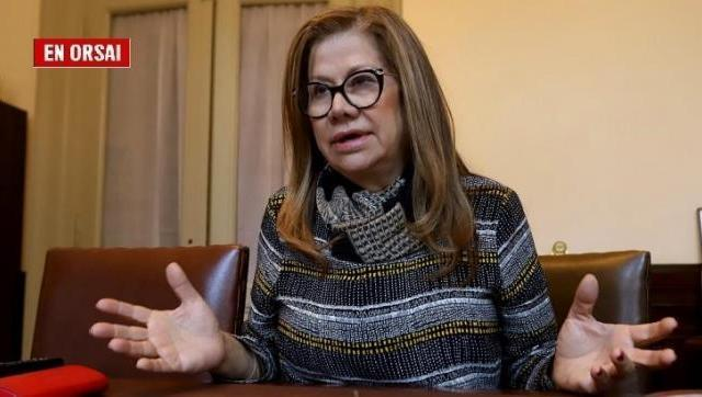 Graciela Camaño: sobre no dar quórum