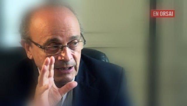 Leopoldo Moreau cuenta como vivió el tratamiento de la ley de emergencia