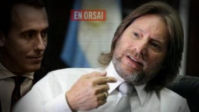 Carlos Rozanski sobre el periodista Hugo Alconada Mon,