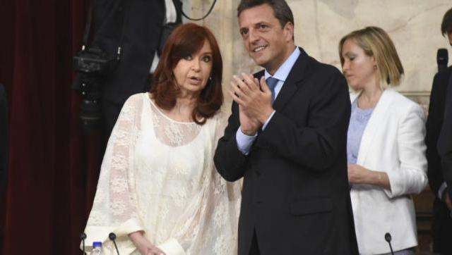 CFK y Massa congelaron por seis meses los salarios de lxs legisladores nacionales