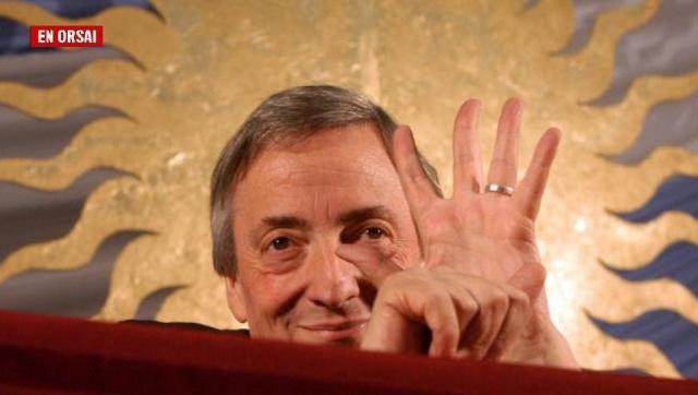 El mediodía del 3 de enero del 2006 Néstor Kirchner pagaba la deuda al FMI