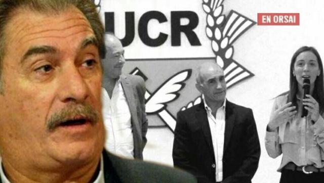 Federico Storani duro contra Vidal y el ala más derecha de la UCR