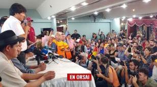 Habemus candidatos para la presidencial en Bolivia, Arce - Choquehuanca