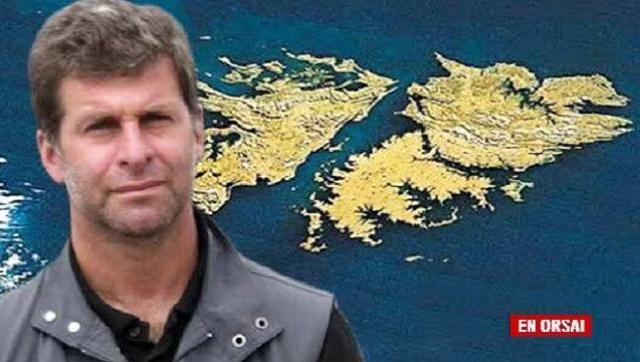 Edgardo Esteban, fue nombrado director del Museo Malvinas e Islas del Atlántico Sur