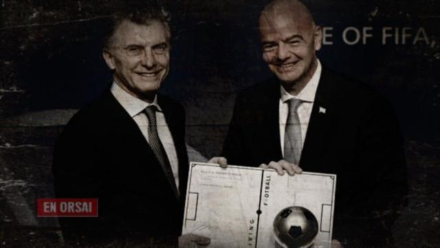 El mundo del fútbol contra la designación de Macri en FIFA