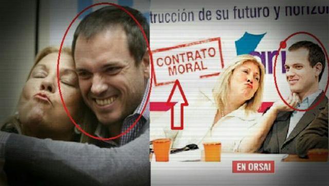 Chanta, el diputado Lilito Sanchez sin argumentos en el juicio contra Cristina