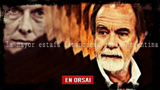 El robo del siglo: Imputaron al funcionario Macrista del Banco Nación por el