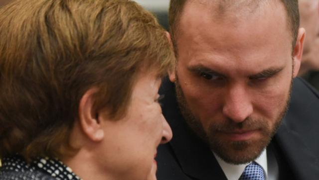 """El Fondo pidió que los privados hagan una quita """"apreciable"""" de la deuda argentina"""