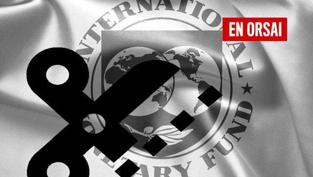 """Advierten que podría ser """"la primera vez en la historia que el FMI tenga que hacer una quita"""""""