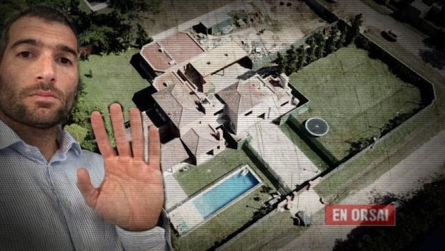 La fastuosa casa que construyó Rodrigo Sbarra, el exfuncionario de Cambiemos acusado de lavado