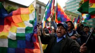 Informe descarta fraude en las elecciones de Bolivia donde Evo fue reelecto