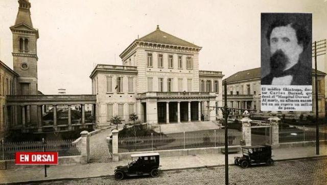 El origen del Hospital Durand: una historia de opresión patriarcal