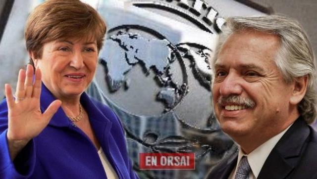 Alberto Fernández habló con Kristalina Georgieva tras la publicación del informe del FMI