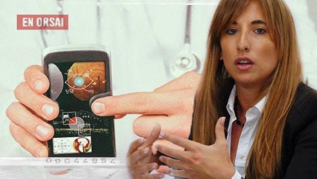 """Cecilia Nicolini: corona virus y """"una app para autodiagnóstico"""""""