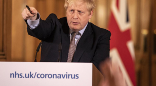 El propio Boris Johnson confirmó que tiene coronavirus