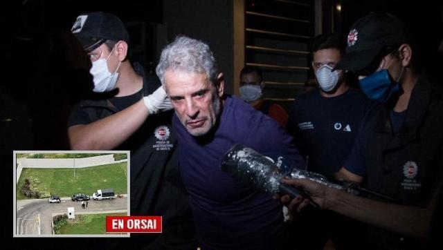 Cae el empresario Argentino acusado de violar 14 veces la cuarentena