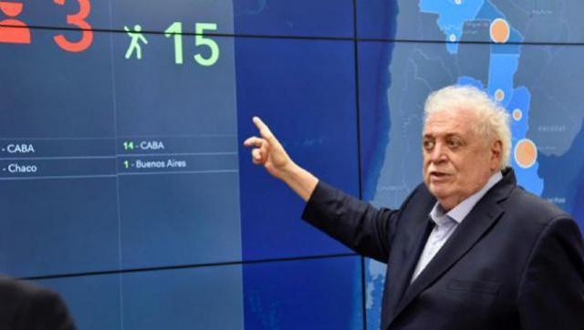 Ginés González García detalló cómo serán las medidas a partir de la semana próxima