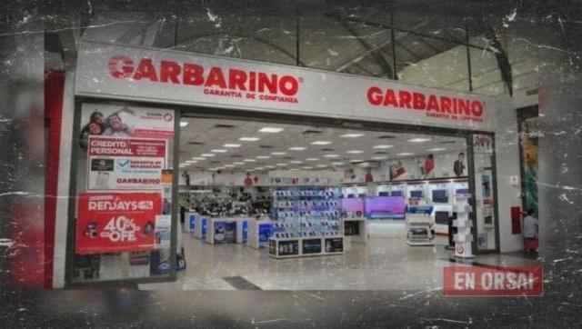 No más excusas para Garbarino