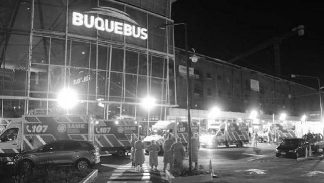 La Justicia procesó al joven que viajó en Buquebus sin avisar que tenían síntomas de coronavirus