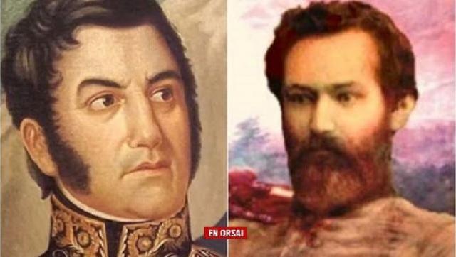 San Martín y Güemes también les cobraron un impuesto a los ricos