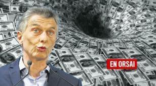 Informe del Central revela que durante el macrismo se fugaron 86 mil millones de dólares