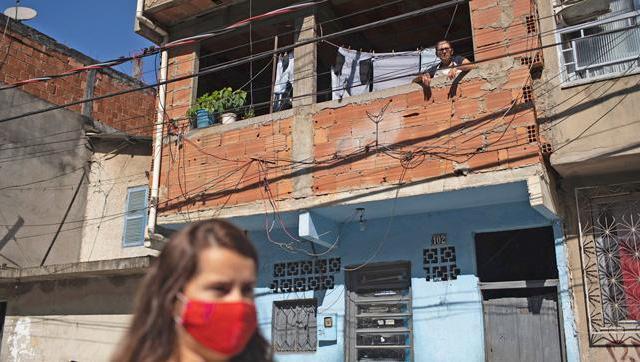 Las favelas en estado de emergencia por la explosión de casos de coronavirus