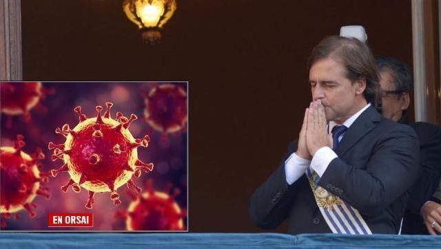El presidente de Uruguay y otros funcionarios entraron en cuarentena por sospecharse contagio de Corona Virus