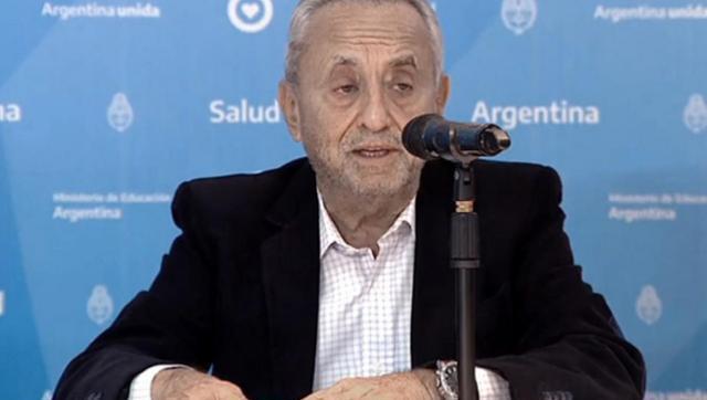 """Pedro Cahn: """"El tema de la infectadura es desagradable"""""""