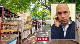 """""""La justicia obliga a Larreta a dar una ayuda económica a miles de artesanos y artesanas"""""""