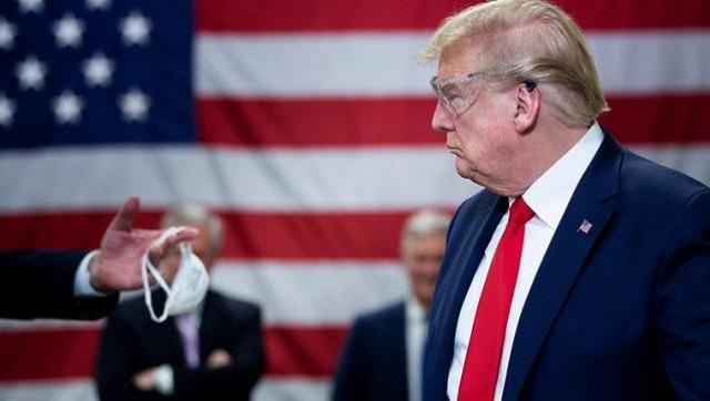 El EE.UU.  de Trump a punto de alcanzar los 120 mil muertos por la Covid-19