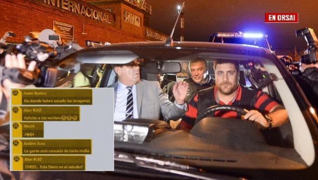 La historia del esposo policía de una de las espías de la AFI en la causa Lázaro Báez