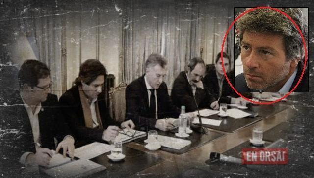 Denuncian el hallazgo de documentos de empresas de Báez en el despacho del exfuncionario Mahiques