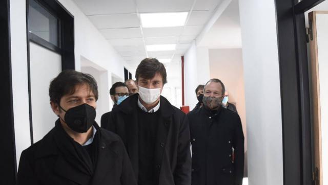 "Kicillof consideró indispensable ""no sacar a pasear el virus"""