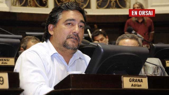 Adrián Grana: