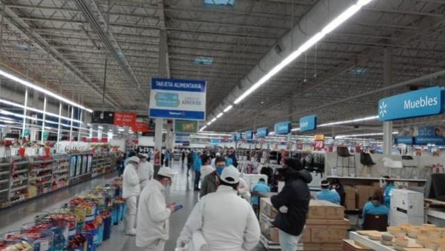 Vuelven a denunciar a Walmart por obligar a trabajar ante los casos de coronavirus
