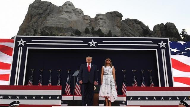 La novia del hijo de Trump tiene coronavirus
