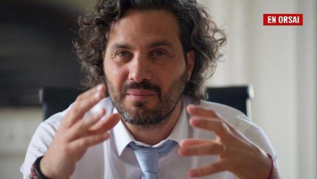 Santiago Cafiero sobre la opereta del odio que organizó cambiemos con el homicidio de Fabián Gutierrez
