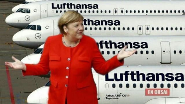 El Estado alemán se convierte en el mayor accionista de Lufthansa
