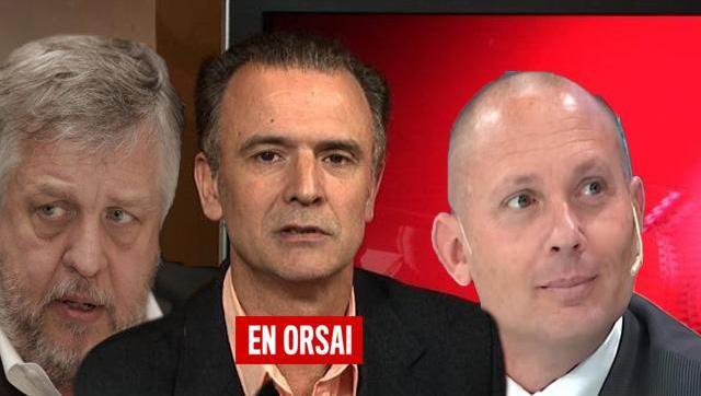 """Procesaron al """"periodista"""" de Clarín Daniel Santoro por extorsión en la causa D´Alessio"""
