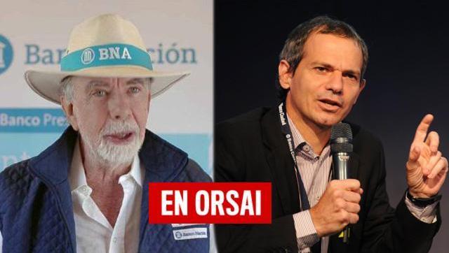 Piden la inhibición de bienes de González Fraga y Llach por los escandalosos préstamos del Banco Nación