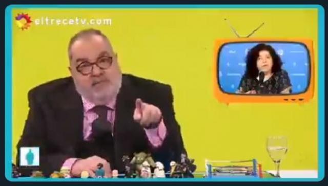 Jorge Lanata: lo más chabacano de la tv argentina