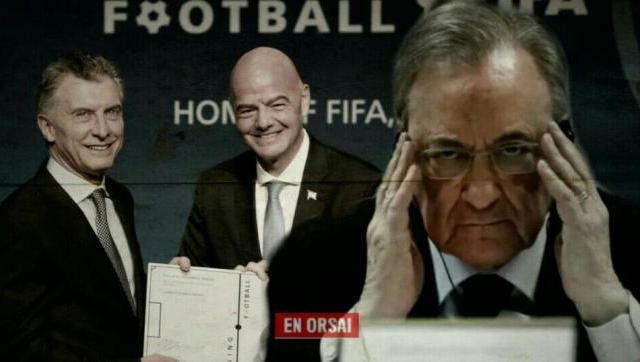 Testimonio clave: ex funcionaria de Vialidad complica a Macri y al presidente del Real Madrid