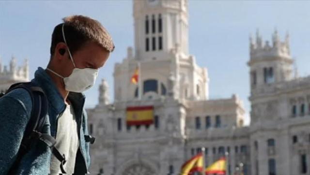 España entra en recesión con una caída de su PIB del 18,5 %